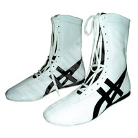 High Top Boxing Boots Full Long