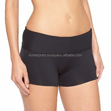 women spandex swim shorts