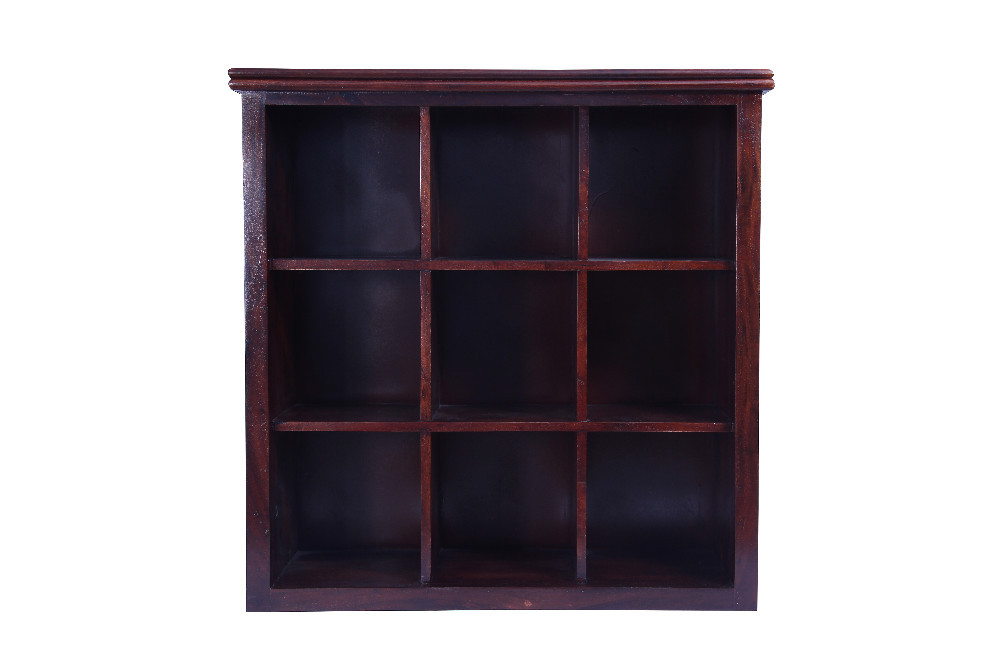 KINGS WOODEN BOOKCASE