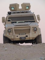 Armored Personal Carrier - OSKAR TLC 4.5L B6 Armored