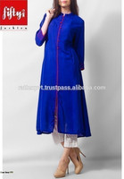 New Outstanding Looking Frock Style Kurti For Ladies