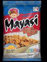 15 g Mayasi Coated Roasted Broad Beans Cheese