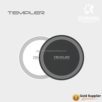[Templer] Hot selling Universal Qi Micro USB Input mini type Wireless Charger For Smart Phone