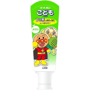 Lion Anpanman Toothpaste for Kids