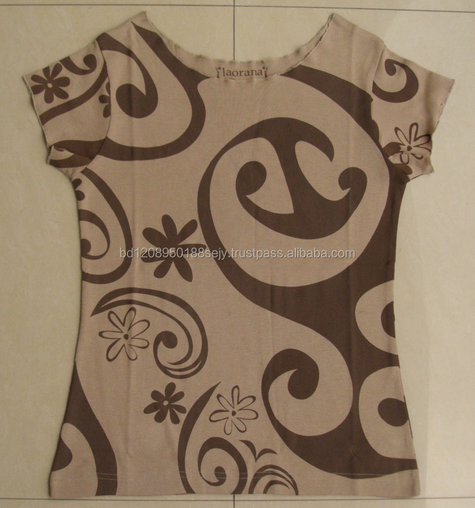 new fashion ladies blouse and tops 100% cotton
