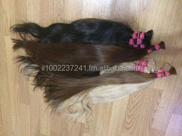 High quality bulk hair 24""