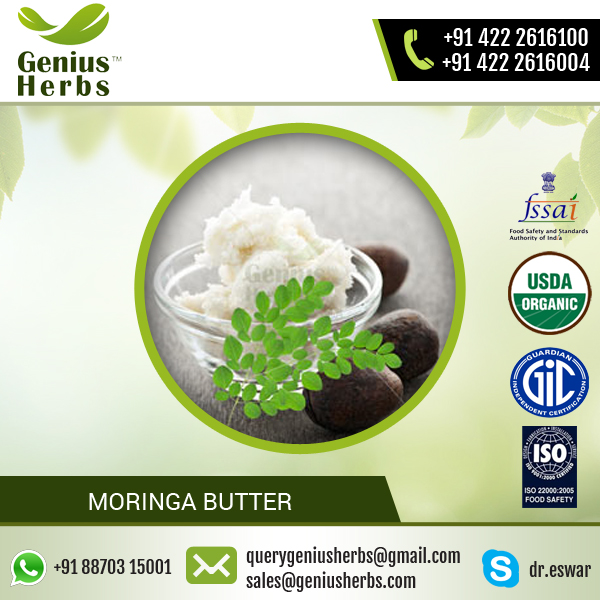 Good Quality Moringa Butter at Top Market Range