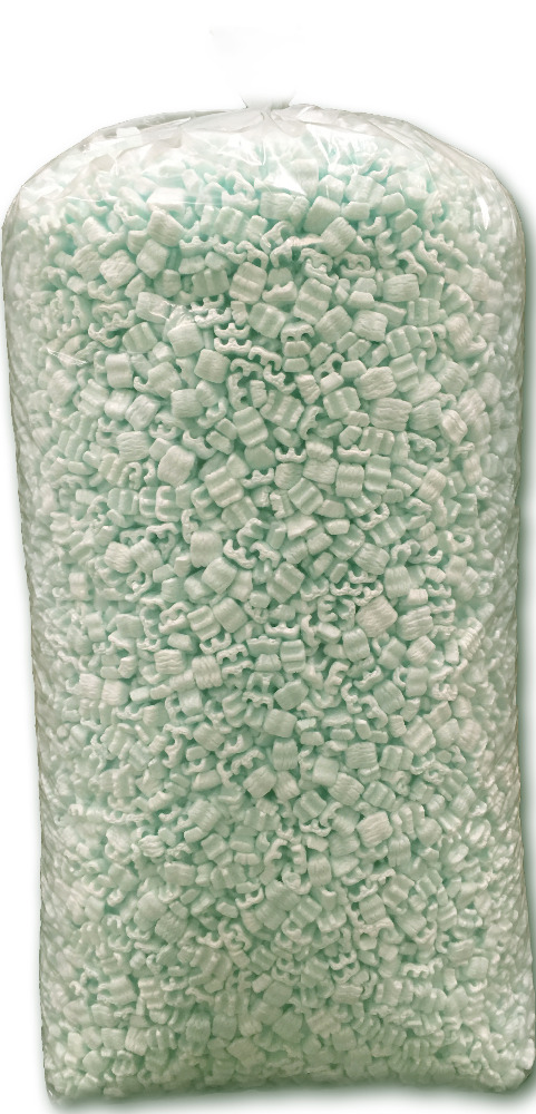 Recycled Polystyrene Loose-Fill Packing Peanuts