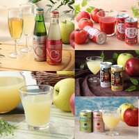 Easy to use soft drink concentrate sparkling apple juice with multiple functions
