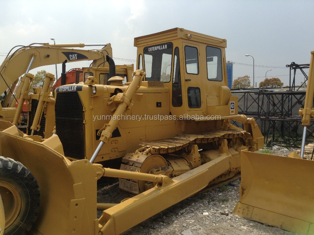 Used CAT D8K Bulldozer, CAT Crawler Bulldozer D8 Dozers