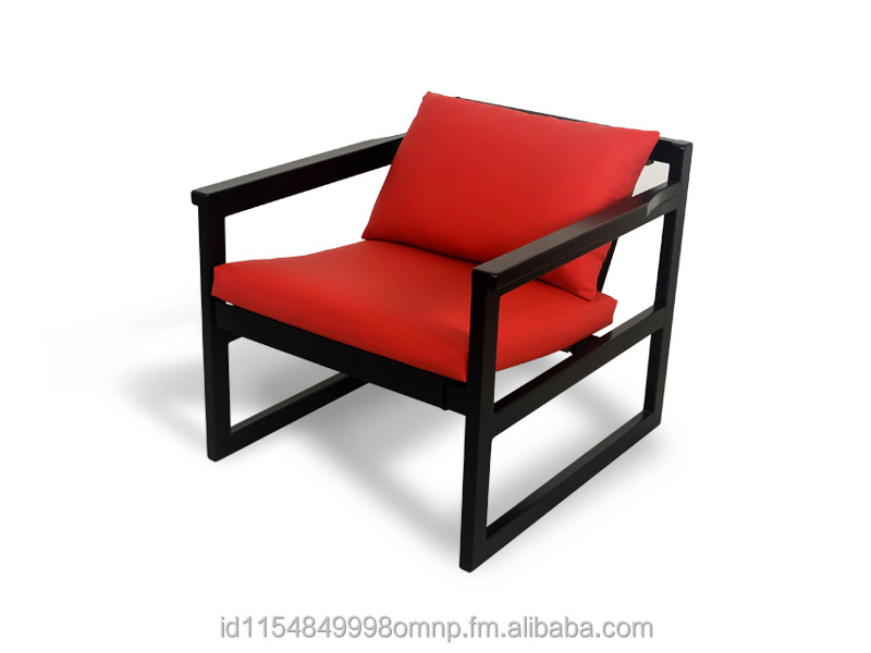Danish Scandinavian Armchair for Living Room