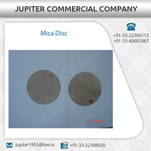 Precise Design Certified Quality Round Mica Disc Price