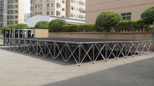 Aluminum Waterproof Anti-slip Plywood Outdoor Concert Stage Sale