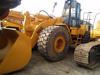 used caterpillar wheel loader 966g on sale for engineering and construction machine