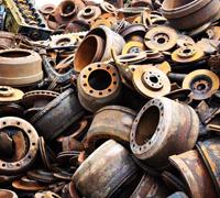Metal Scrap / Cast Iron.