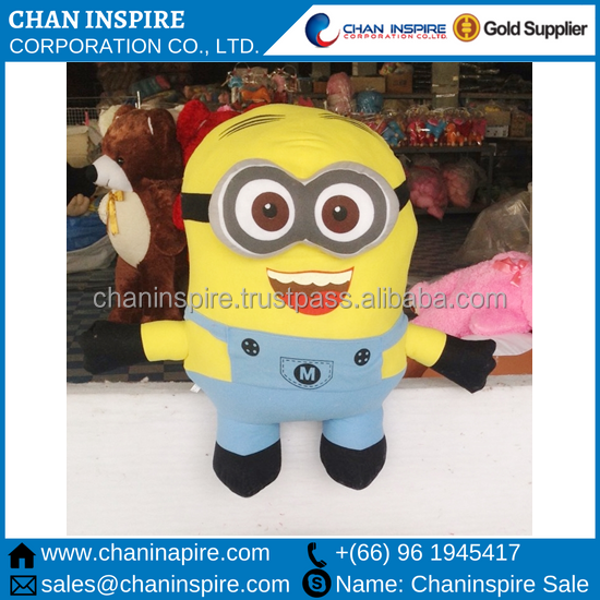 OEM minion plush soft toy Wholesale