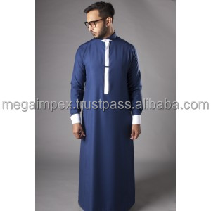 nEW DESIGN Men Thobes-A muslim kurtas - Wholesale, Muslim Kurta, Men Wear jubba, Thobe, Daffah, Thawb,