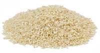 hulled auto dry sesame seeds of different grades