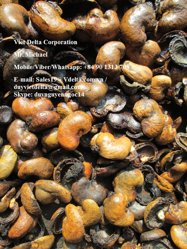 Cashew nut Shell Oil from Vietnam - High Quality and Cheap Price