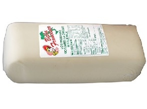 Halal Mozzarella Cheese Whole Milk Loaf 6Lb