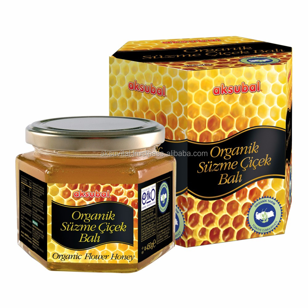 Best High Quality Organic Natural Honey Organic Forest Flower Honey Poly Flora Bee Honey Organic Certified