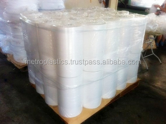 LDPE Plastic Polyester Tubing Film Sheet Roll