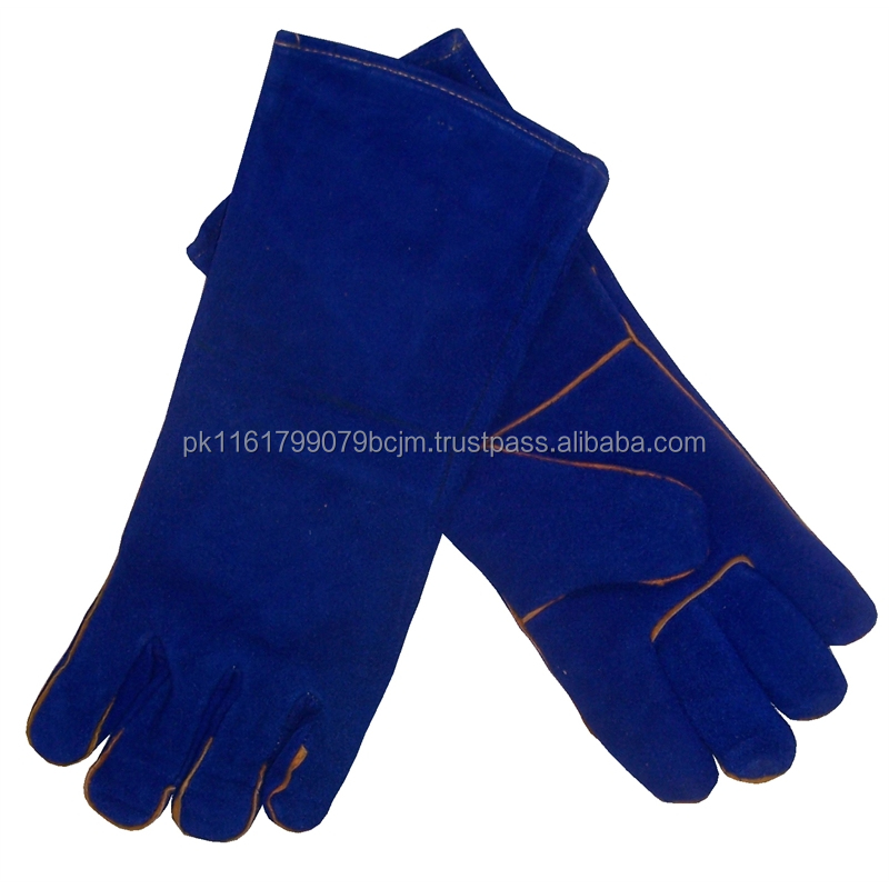 Cow Leather Welding Protective Welding Gloves