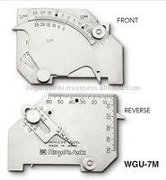 Made in Japan NIIGATA SEIKI WELDING GAUGE WG-7M for root openings