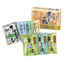 Comfortable and Reliable bath salts famous hot spring resort of Japan with Healthy made in Japan