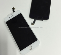 hot sale for iphone 6/6plus lcd/oca/frame , for iphone 6 lcd with glass .for iphone 6 lcd screen