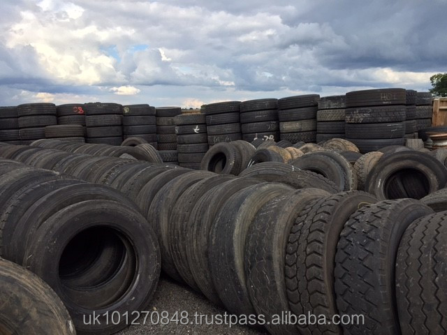 USED TIRES FROM UNITED KINGDOM