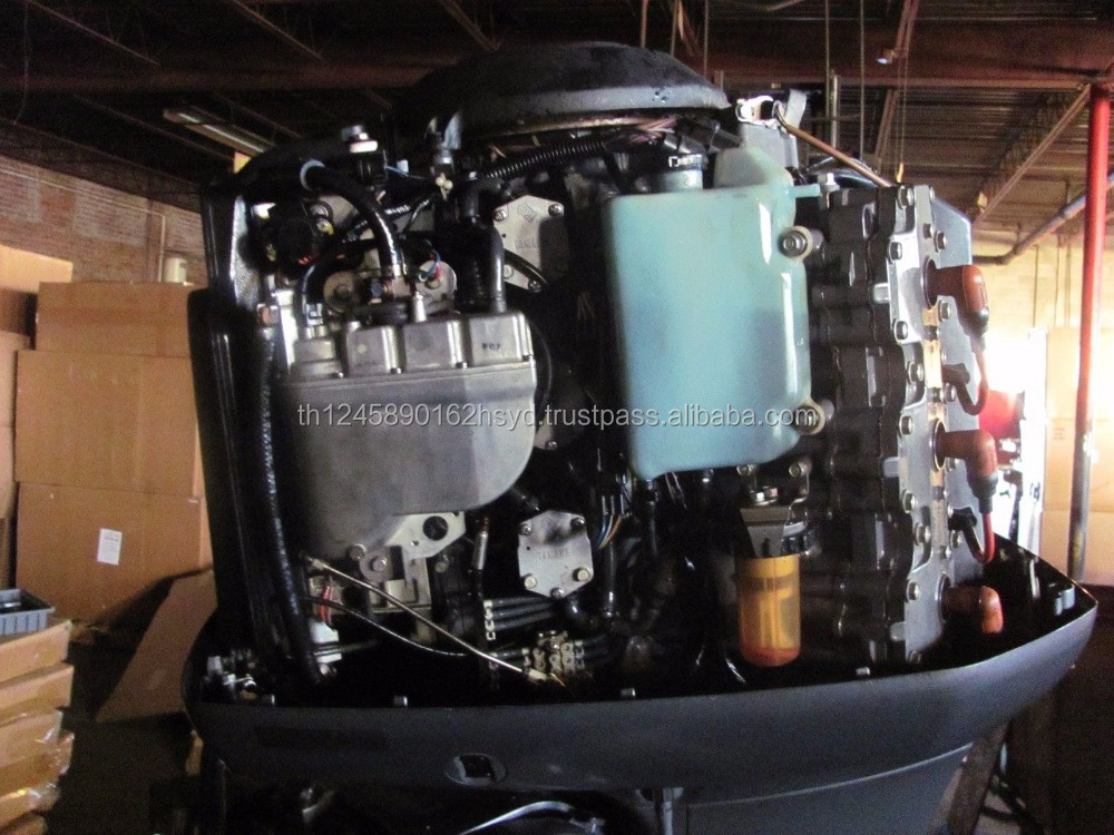 "Used 2002 Yamaha 250HP outboard motor 250TXRA 25"" OX66 Excellent condition 225HP"