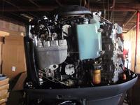 Used 2002 Yamaha 250HP outboard motor 250TXRA 25