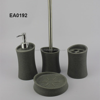 EA0192 stone liquid soap containers.