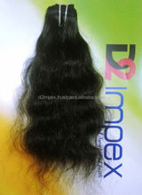 golden perfect hair company brand iBeauty 100% real human hair raw unprocessed virgin indian hair