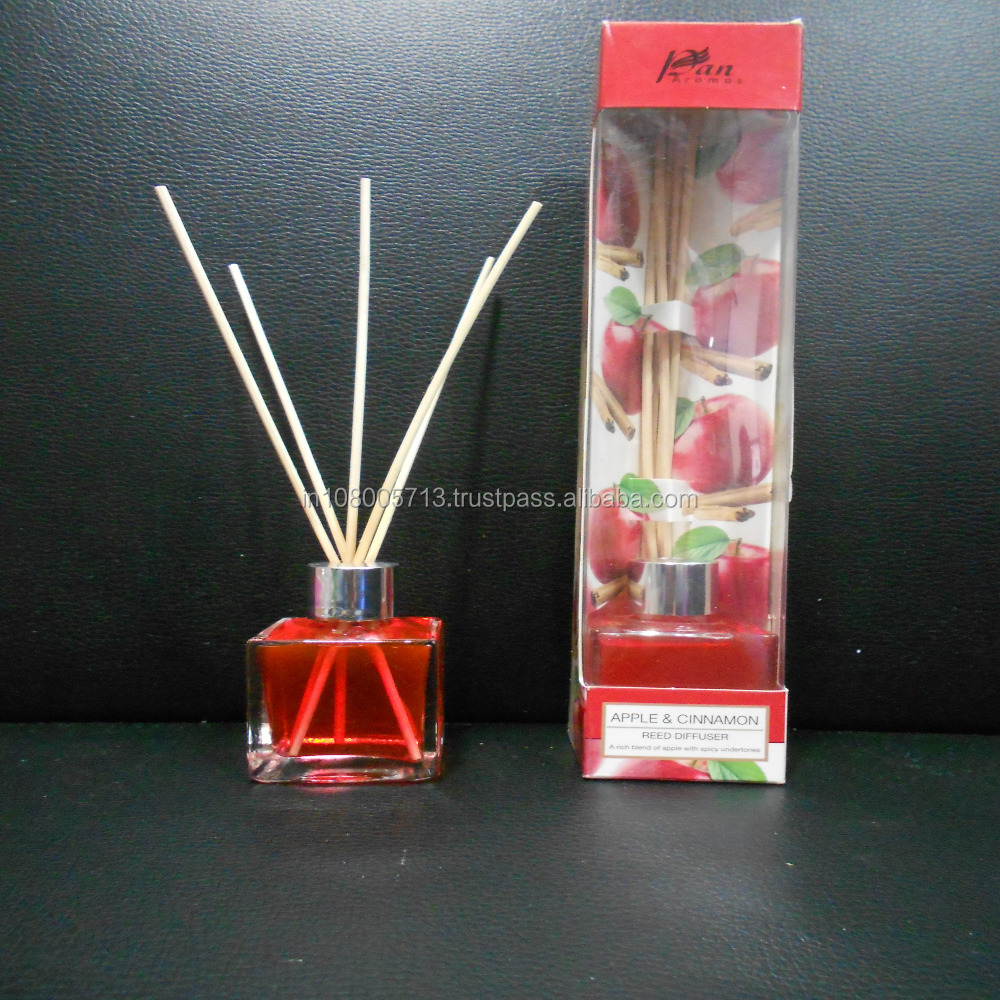 Apple & Cinnamon Fragragrance Reed Diffuser Aroma Diffuser Air Freshners