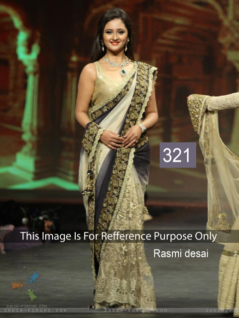 bollywood bridal saree