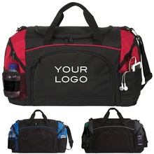 Good quality design your own gym sport bag