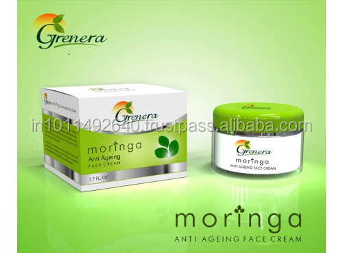 Suppliers Of Face Wrinkles Remove Moringa Anti Ageing Cream