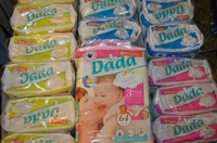 100% Pure Quality DADA Baby Diapers