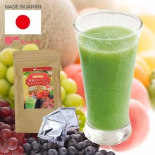 Easy to make and Popular juice no sugar enzyme smoothie beauty plus for Glad to woman , diet tea also available