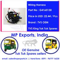 Tvs King Tuk tuk Spare parts Wiring Harness