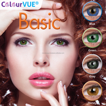 Factory Supplier ColourVUE Bright Contact Lens natural coloured lens Certified by UK British Institute