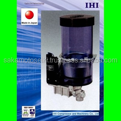 High quality and Safe IHI SK-505BM-1 for unattended lubricating systems AUTO GREASTAR with multiple functions made in Japan