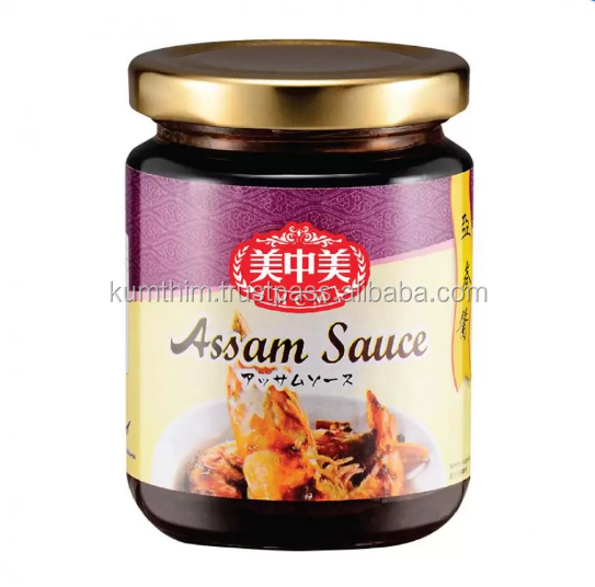 Halal Assam Sauce from Malaysia