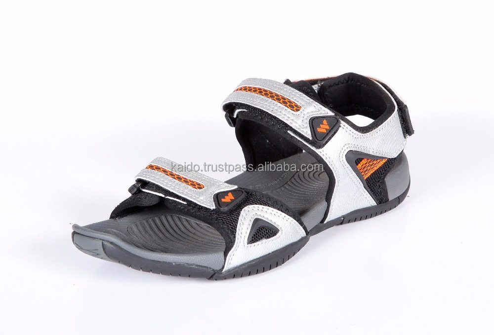 High leather sport sandals male open toe comfort casual slipper sandals shoes