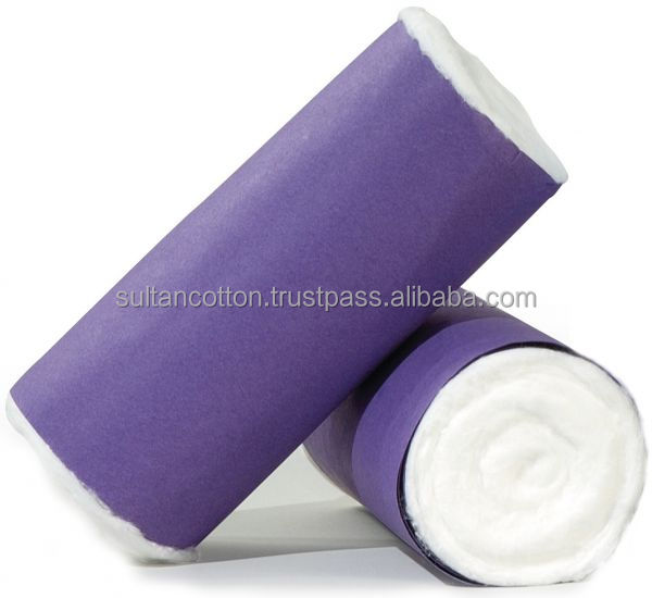 Medical comfortable bleached cotton wool 500grams for surgical operating