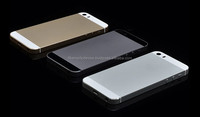Back Backplate Battery Housing Door Cover Replacement Part Case For Iphone 5 5S Black White Color A Quality