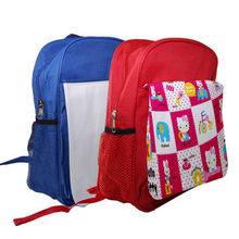 Sublimation Blanks Custom Backpack for Children