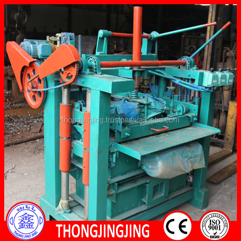 QMJ4-35 hollow brick making machine